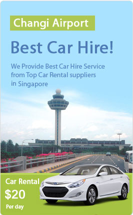 Changi Airport Car Rental